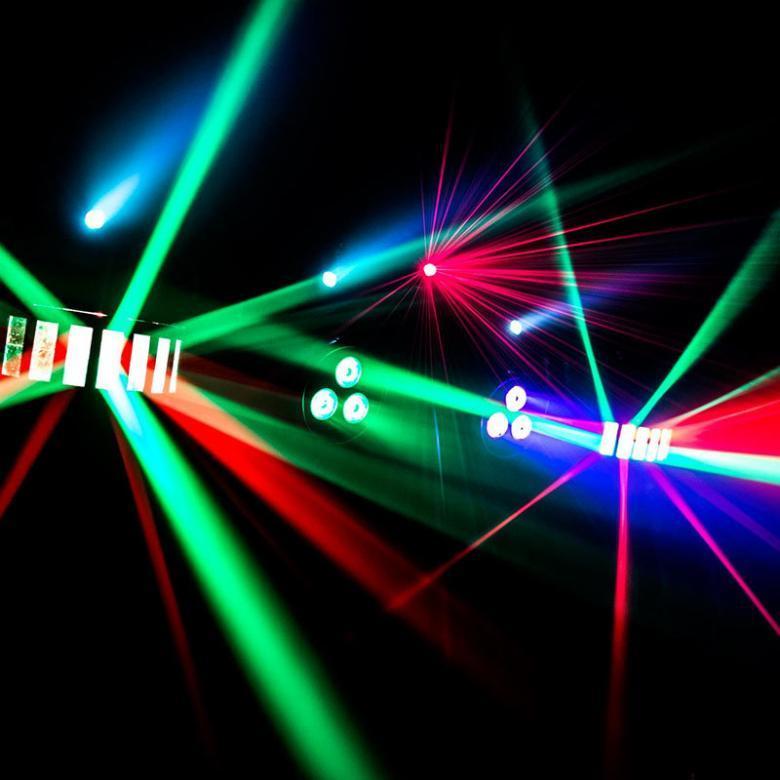 DJ Miki / Světelná show