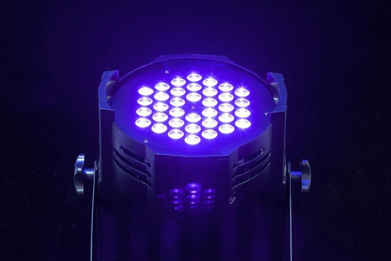 DJ Miki / Magické UV světlo
