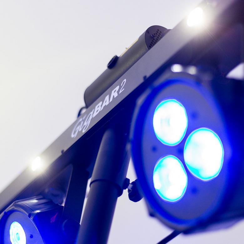 DJ Miki / Světelná rampa