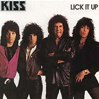 KISS / Lick It Up