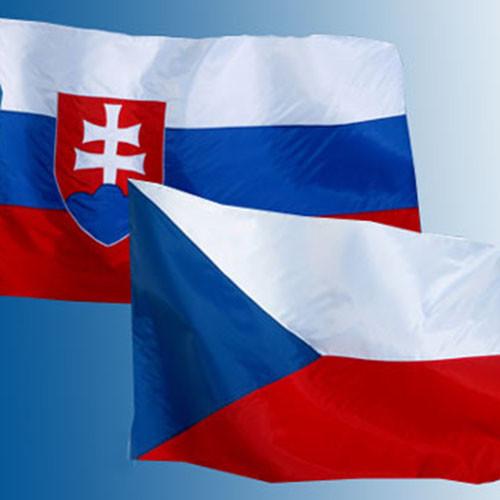 České a slovenské party Písničky