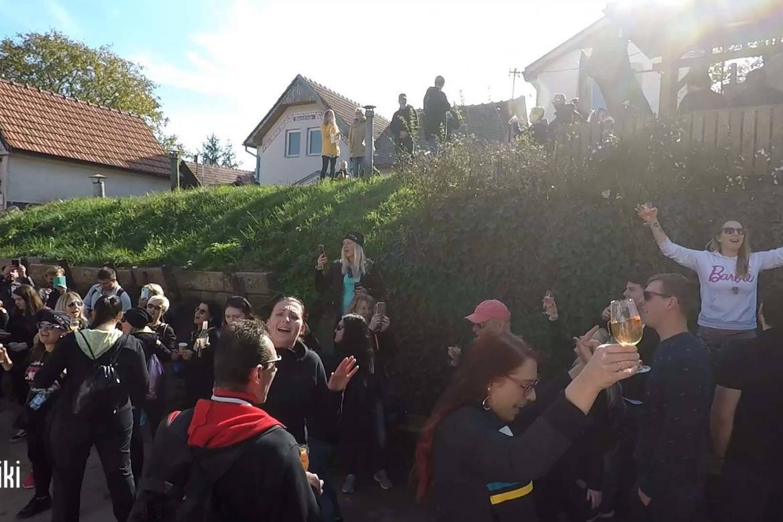 DJ Miki / Burčákový pochod Milotice