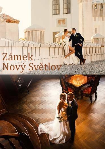DJ Miki partner / Zámek Nový Světlov