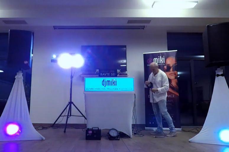 DJ Miki: Co předchází hraní na akcích