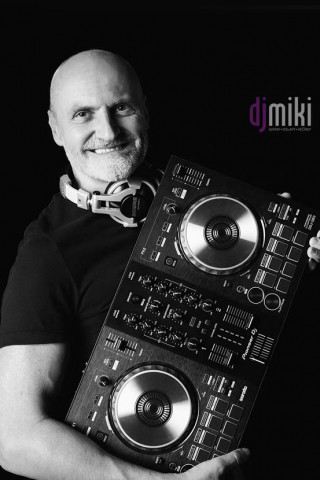 DJ Miki / DJ na svatbu, oslavu, večírek