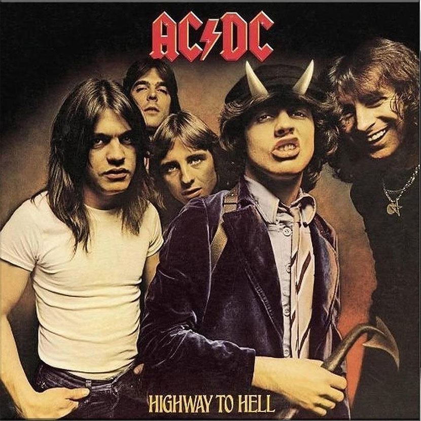 DJ Miki / AC/DC Highway To Hell