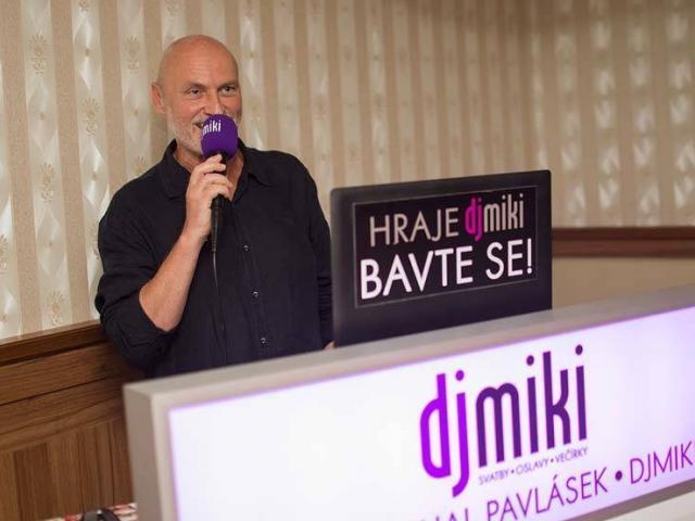 DJ Miki / svatba Nikol a Romana / Foto Naty Haui Photography