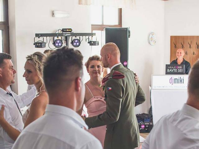 DJ Miki / Dj na svatbu / Svatba 1.8.2020 / Foto Erik Tříska